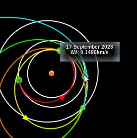 The Space Game Screenshot